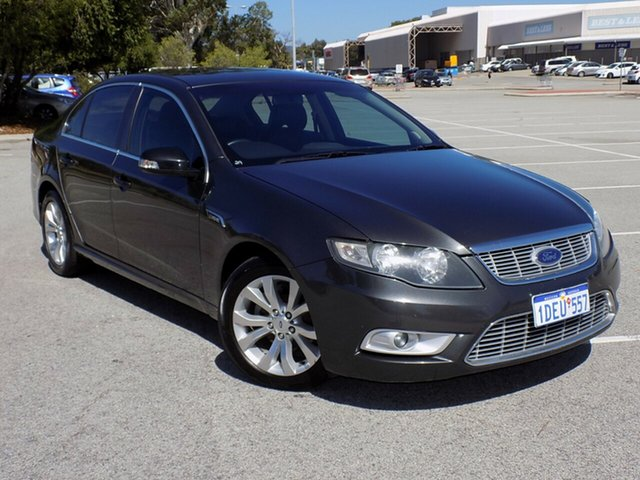 Used Ford Falcon G6E, Maddington, 2009 Ford Falcon G6E Sedan
