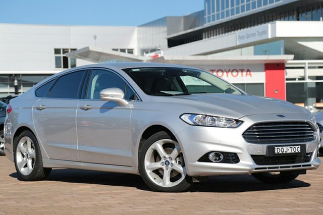 Discounted Used Ford Mondeo Trend SelectShift, Warwick Farm, 2017 Ford Mondeo Trend SelectShift Hatchback
