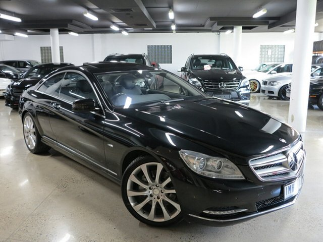 Used Mercedes-Benz CL500 BlueEFFICIENCY, Albion, 2010 Mercedes-Benz CL500 BlueEFFICIENCY Coupe
