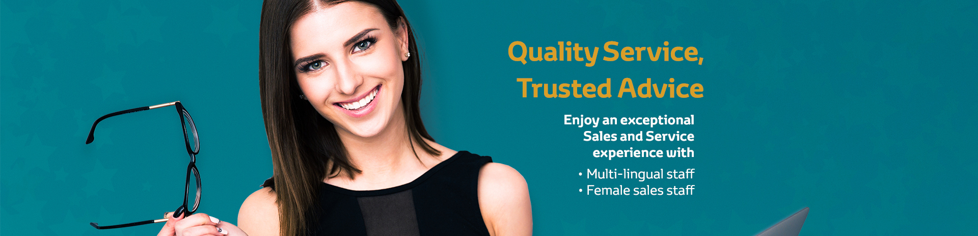 Quality Service, Trusted Advice