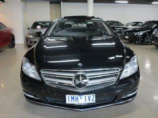 2010 Mercedes-Benz CL500 BlueEFFICIENCY Coupe.