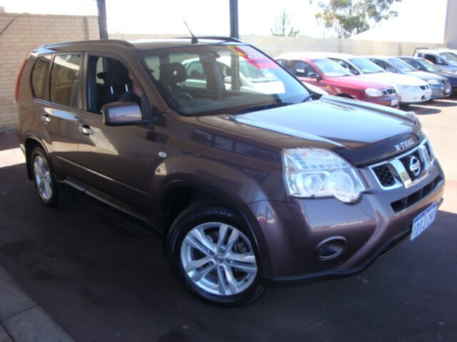 Discounted Used Nissan X-Trail ST, East Bunbury, 2011 Nissan X-Trail ST Wagon