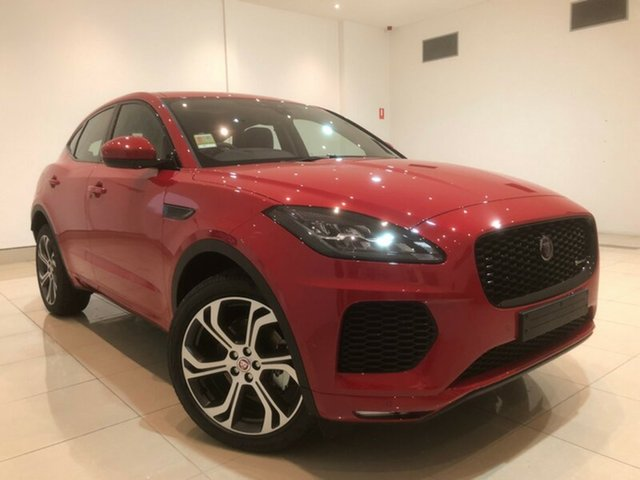 Discounted Demonstrator, Demo, Near New Jaguar E-PACE D180 R-Dynamic AWD First Edition, Hobart, 2018 Jaguar E-PACE D180 R-Dynamic AWD First Edition Wagon