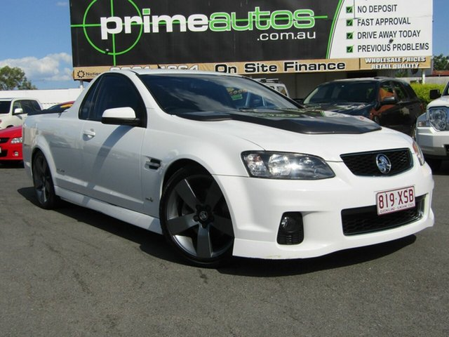 Used Holden Commodore SS Thunder, Loganholme, 2012 Holden Commodore SS Thunder Utility
