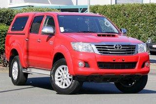 Used Toyota Hilux SR5 Double Cab, Acacia Ridge, 2013 Toyota Hilux SR5 Double Cab KUN26R MY14 Utility