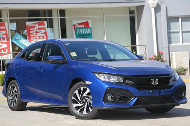 Discounted New Honda Civic VTi-S, Southport, 2017 Honda Civic VTi-S Hatchback