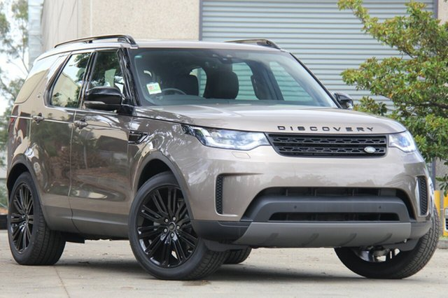 Discounted Demonstrator, Demo, Near New Land Rover Discovery SD4 SE, Concord, 2017 Land Rover Discovery SD4 SE Wagon