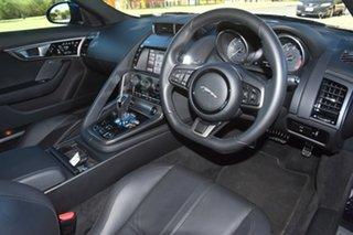 2013 Jaguar F-TYPE S Convertible.