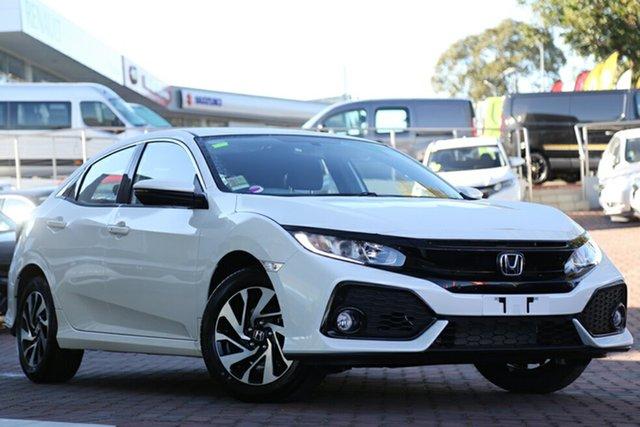 Discounted New Honda Civic VTi-S, Narellan, 2017 Honda Civic VTi-S Hatchback