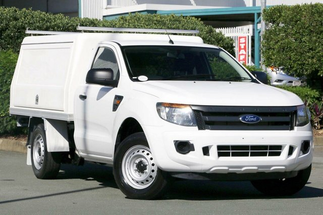 Used Ford Ranger XL 4x2, Acacia Ridge, 2012 Ford Ranger XL 4x2 PX Cab Chassis