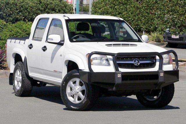 Discounted Used Holden Colorado LX-R Crew Cab, Acacia Ridge, 2010 Holden Colorado LX-R Crew Cab RC MY11 Utility