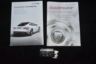 2015 Jaguar F-TYPE S Quickshift RWD Coupe.