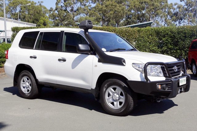 Discounted Used Toyota Landcruiser GX, Acacia Ridge, 2013 Toyota Landcruiser GX VDJ200R MY13 Wagon