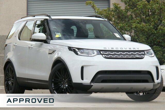 Discounted Demonstrator, Demo, Near New Land Rover Discovery SD4 HSE (177KW), Concord, 2018 Land Rover Discovery SD4 HSE (177KW) Wagon