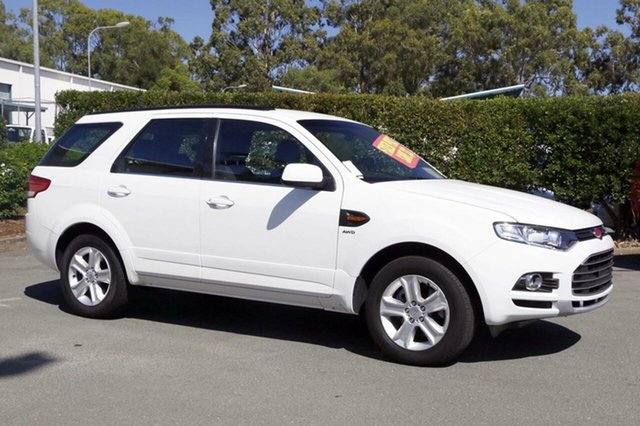 Discounted Used Ford Territory TX Seq Sport Shift AWD, Acacia Ridge, 2014 Ford Territory TX Seq Sport Shift AWD SZ Wagon