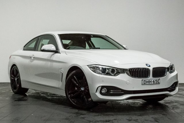 Used BMW 420d Luxury Line, Rozelle, 2014 BMW 420d Luxury Line Coupe
