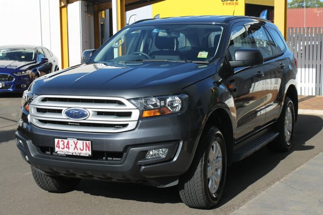Used Ford Everest Ambiente RWD, Toowoomba, 2017 Ford Everest Ambiente RWD Wagon
