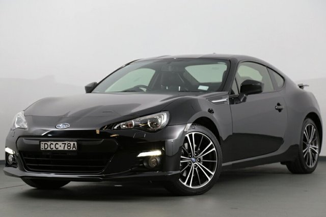 Discounted Used Subaru BRZ, Narellan, 2015 Subaru BRZ Coupe