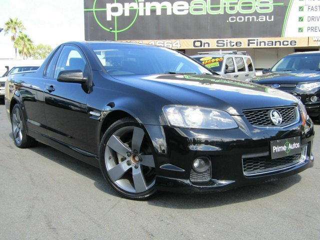 Used Holden Commodore SV6 Thunder, Loganholme, 2012 Holden Commodore SV6 Thunder Utility