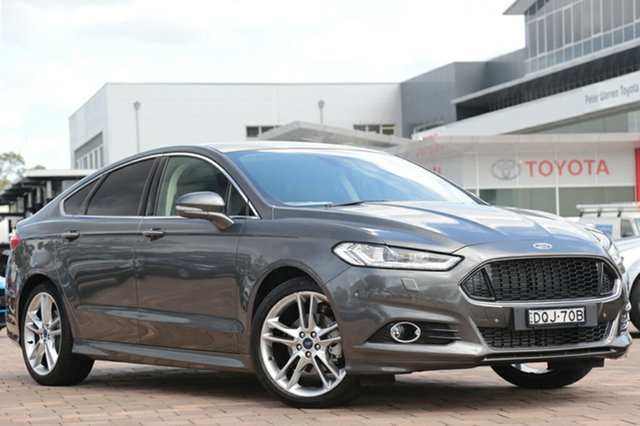 Discounted Used Ford Mondeo Titanium SelectShift, Warwick Farm, 2017 Ford Mondeo Titanium SelectShift Hatchback
