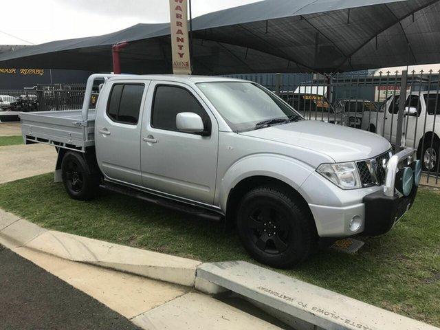 Discounted Used Nissan Navara ST (4x4), Toowoomba, 2011 Nissan Navara ST (4x4) Dual Cab Pick-up