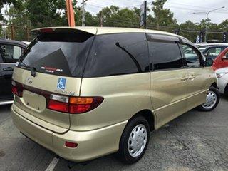 2002 Toyota Estima Wheelchair Campervan.