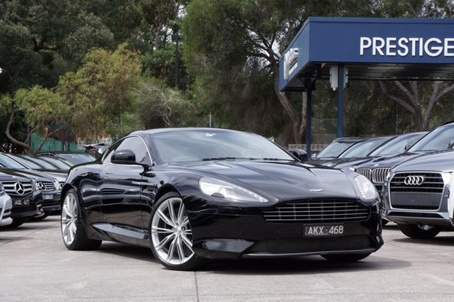 Used Aston Martin Virage SA, Balwyn, 2012 Aston Martin Virage SA Coupe