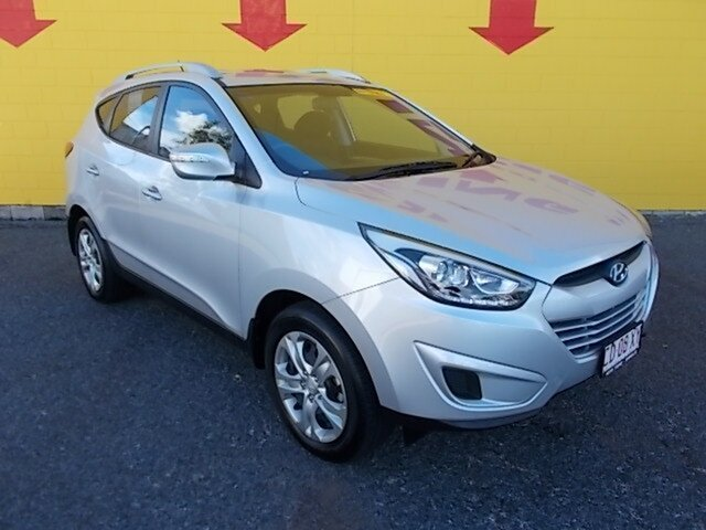 Discounted Used Hyundai ix35 Active, Winnellie, 2014 Hyundai ix35 Active Wagon