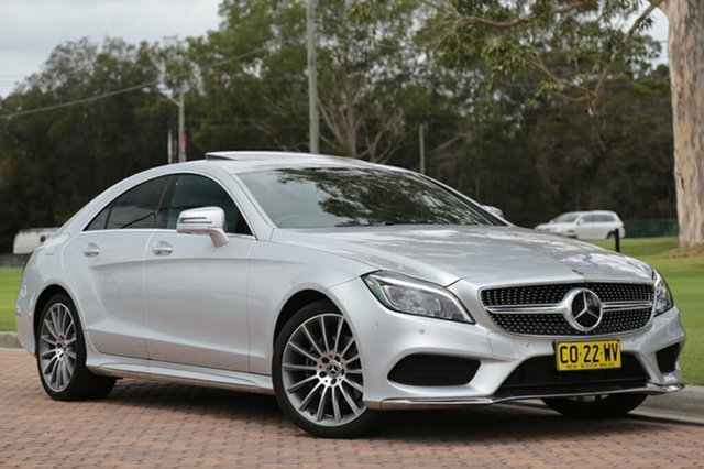 Discounted Used Mercedes-Benz CLS250D d Coupe 7G-Tronic +, Warwick Farm, 2016 Mercedes-Benz CLS250D d Coupe 7G-Tronic + Sedan