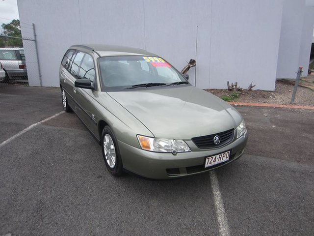 Used Holden Commodore Executive, Alexandra Headland, 2003 Holden Commodore Executive Wagon