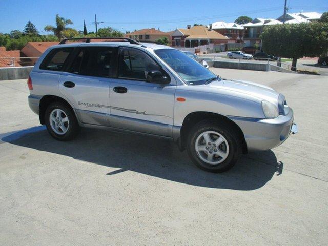 Used Hyundai Santa Fe, Victoria Park, 2003 Hyundai Santa Fe Wagon
