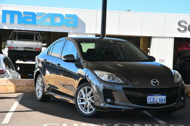 Used Mazda 3 SP25, Mandurah, 2011 Mazda 3 SP25 Sedan