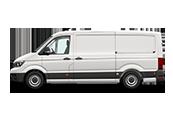 New Volkswagen Crafter Runner Van, Kinghorn Volkswagen, Nowra