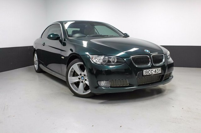 Used BMW 335i Steptronic, Rutherford, 2007 BMW 335i Steptronic Convertible