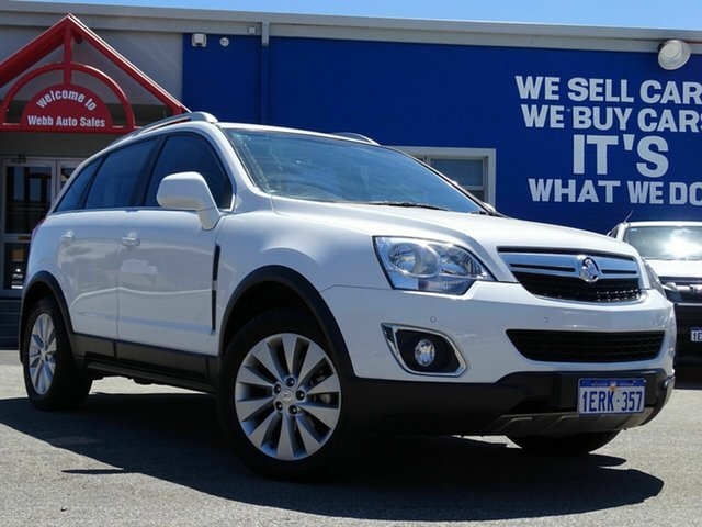 Discounted Used Holden Captiva 5 AWD LT, Welshpool, 2015 Holden Captiva 5 AWD LT Wagon