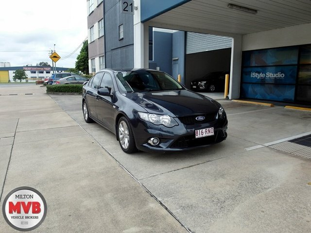 Used Ford Falcon XR6, Eagle Farm, 2011 Ford Falcon XR6 Sedan