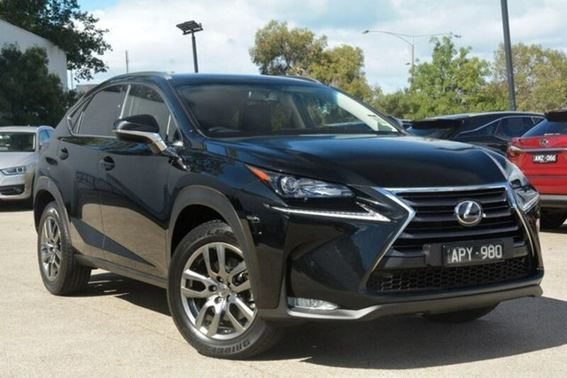 Demonstrator, Demo, Near New Lexus NX NX200t AWD Luxury, Elsternwick, 2017 Lexus NX NX200t AWD Luxury Wagon
