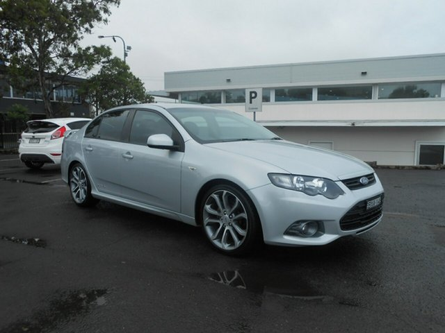 Used Ford Falcon XR6 Limited Edition, Nowra, 2012 Ford Falcon XR6 Limited Edition Sedan