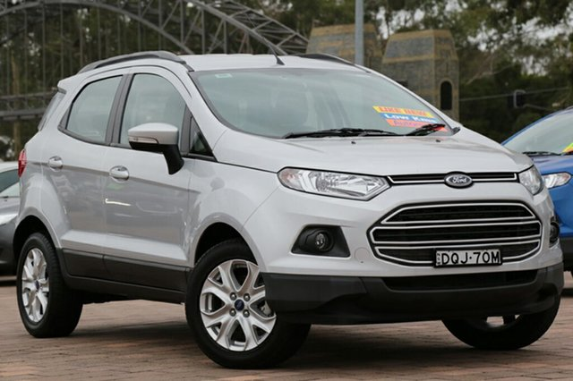 Discounted Used Ford Ecosport Trend PwrShift, Warwick Farm, 2017 Ford Ecosport Trend PwrShift SUV