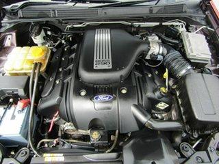 2009 Ford Falcon XR8 Sedan.