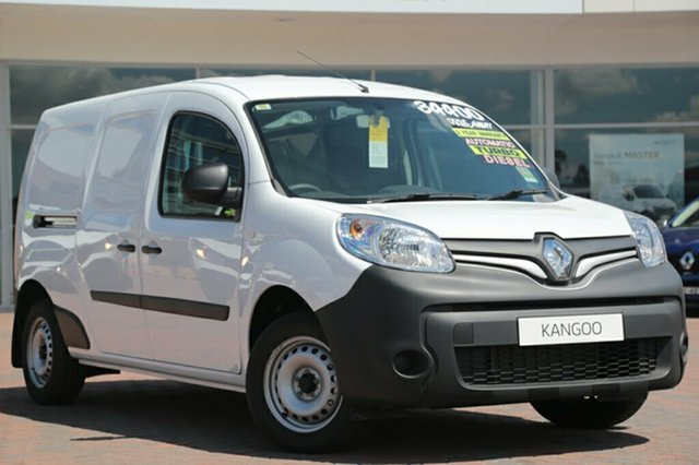 Discounted Demonstrator, Demo, Near New Renault Kangoo Maxi LWB EDC, Southport, 2017 Renault Kangoo Maxi LWB EDC Van
