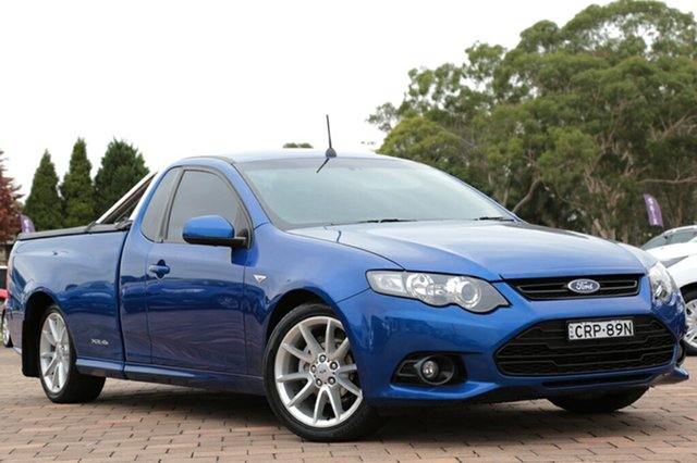 Discounted Used Ford Falcon XR6 Ute Super Cab, Warwick Farm, 2013 Ford Falcon XR6 Ute Super Cab Utility