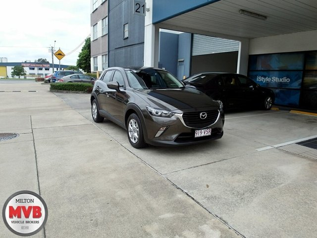 Used Mazda CX-3 Maxx (FWD), Eagle Farm, 2015 Mazda CX-3 Maxx (FWD) Wagon