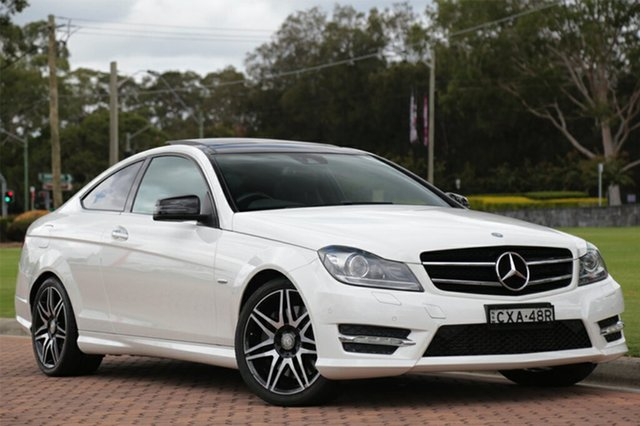 Discounted Used Mercedes-Benz C250 7G-Tronic +, Southport, 2014 Mercedes-Benz C250 7G-Tronic + Coupe