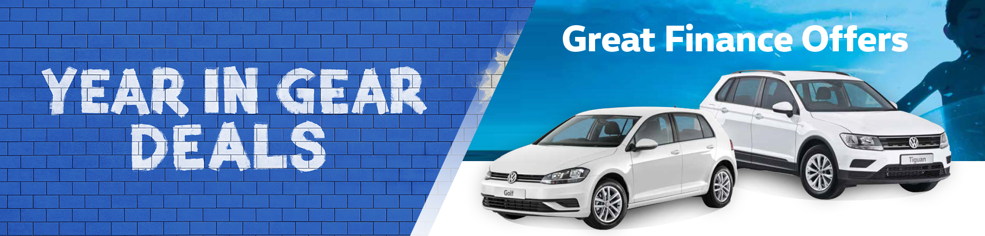 Volkwagen - Year in Gear Deals / Great Finance Offers