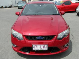 2009 Ford Falcon XR8 Sedan.