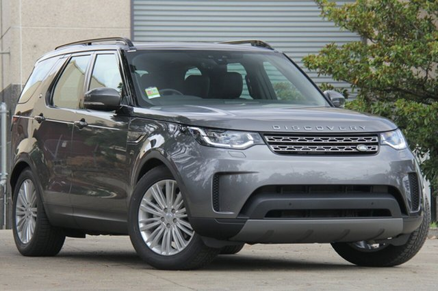 Demonstrator, Demo, Near New Land Rover Discovery TD6 SE (190KW), Concord, 2018 Land Rover Discovery TD6 SE (190KW) Wagon