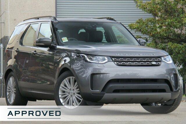Discounted Demonstrator, Demo, Near New Land Rover Discovery TD6 SE, Concord, 2018 Land Rover Discovery TD6 SE Wagon