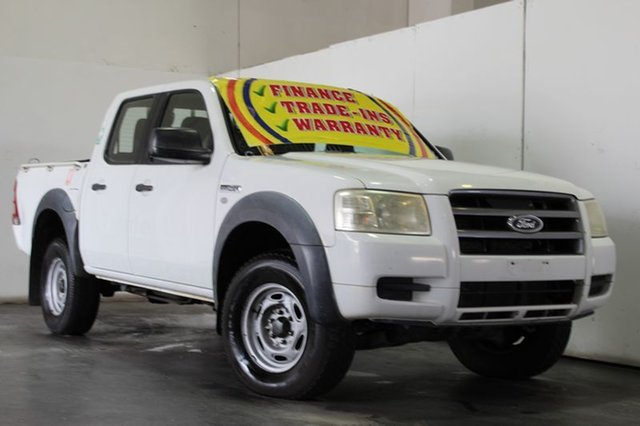 Used Ford Ranger XL (4x2), Underwood, 2007 Ford Ranger XL (4x2) Dual Cab Pick-up