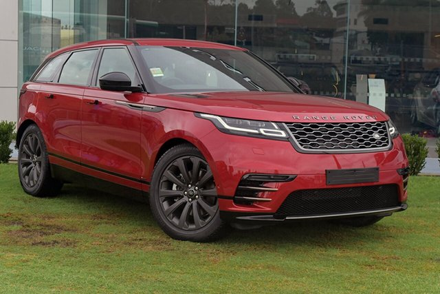 Demonstrator, Demo, Near New Land Rover Range Rover Velar D300 AWD R-Dynamic SE, Southport, 2017 Land Rover Range Rover Velar D300 AWD R-Dynamic SE Wagon